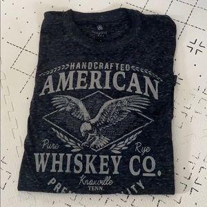 Rock & Republic Whiskey Iconic Tee